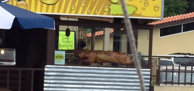 Where to go for Lechon in Puerto Rico