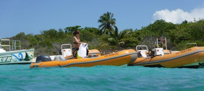 Where to go for Snorkeling Tours in Puerto Rico (by boat)