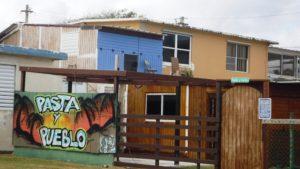 The front of Pasta Y Pueblo