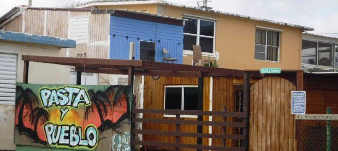Best Restaurant in Puerto Rico (Pasta Y Pueblo)