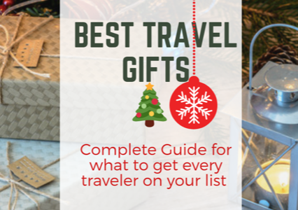 14 Great Gifts for Travelers