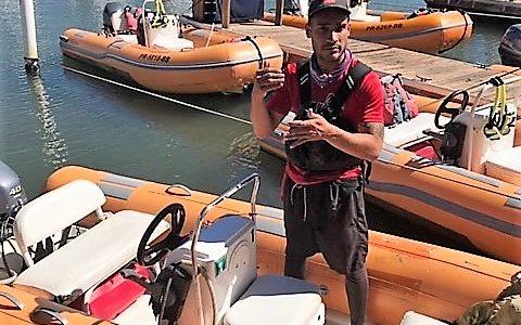 Mini Boat Adventure in Puerto Rico