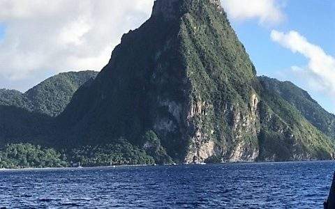 Postcard from St. Lucia