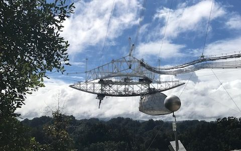 Why you should visit Arecibo Observatory